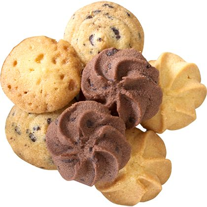 H13.03 - All Butter Mini Biscuit Selection