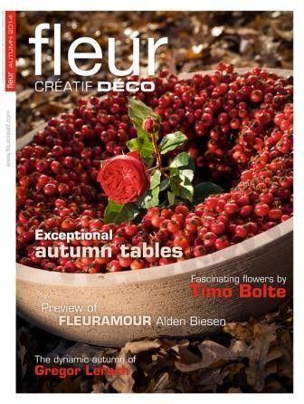 Fleur Créatif - Autumn 2014 = 7e