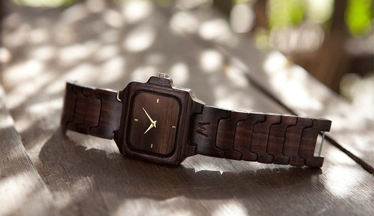 MATOA Wooden Watches - Authentic time keepers, crafted with the deliberate simplicity of delivering nature's time.