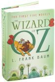 Book Cover Image. Title: The Wizard of Oz:  The First Five Novels, Author: L. Frank Baum