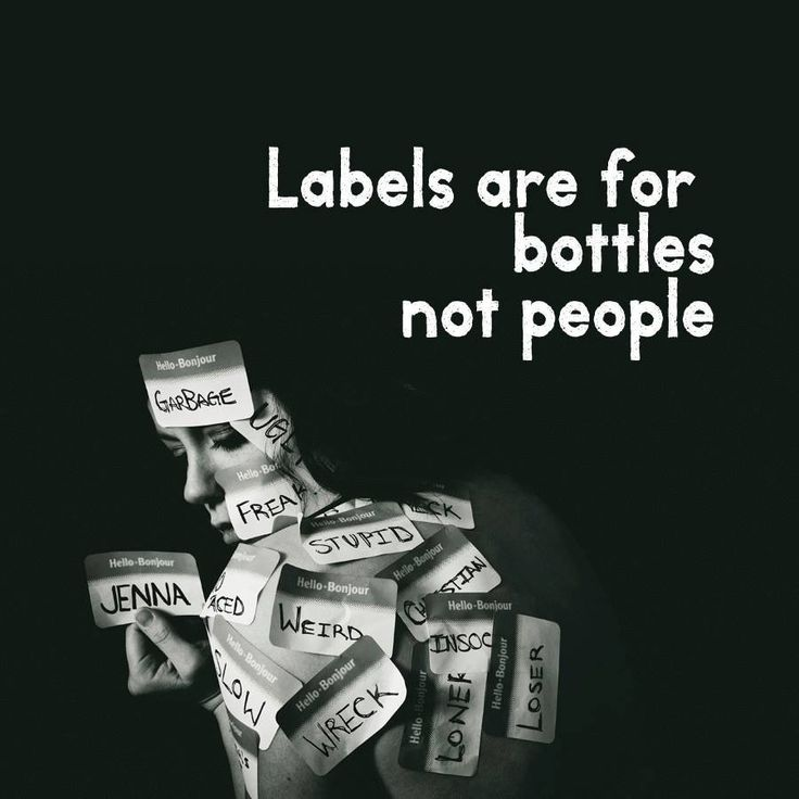 20 Best Society's Labelling Theory Images On Pinterest