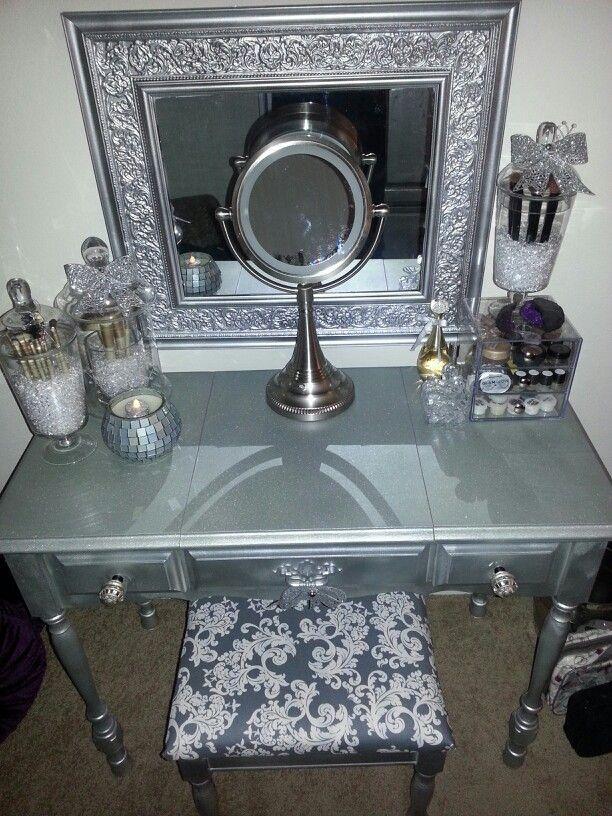 My DIY vanity.