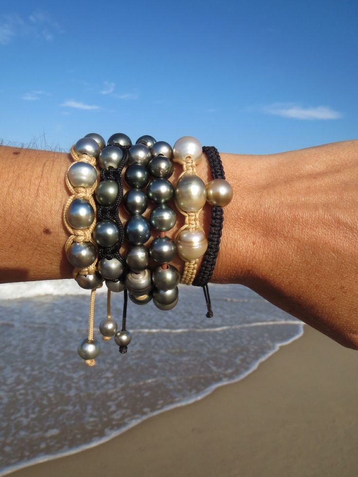 sunshine and pearls / pearl. love. jewelry