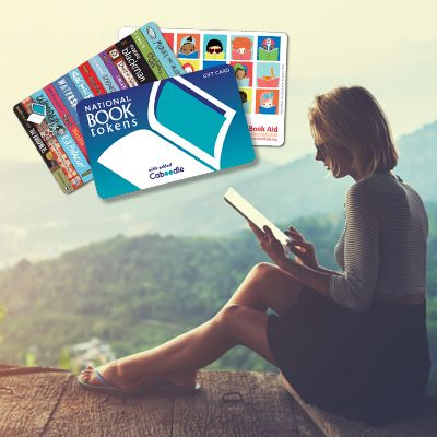 Fancy taking your library on holiday or on your commute? Win a Samsung Galaxy Tab E and a £100 National Book Token to spend on eBooks. (And paperbacks, if you want to avoid a sandy tablet!).