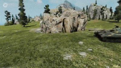 Juegos de guerra - Tanques gif 41