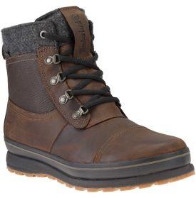 Timberland Men's Schazzberg Mid Waterproof 200g Winter Boots - Dark Brown | DICK'S Sporting Goods sz 11.5