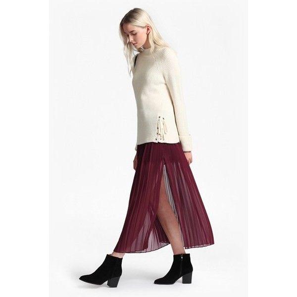 Best 25  Pleated maxi skirts ideas on Pinterest | Teal skirt, Blue ...