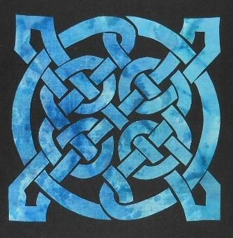 Looking for your next project? You're going to love Celtic Knot Block 7 Applique Pattern by designer QuiltingSupport. - via @Craftsy