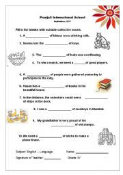 The 25+ best Collective nouns worksheet ideas on Pinterest ...