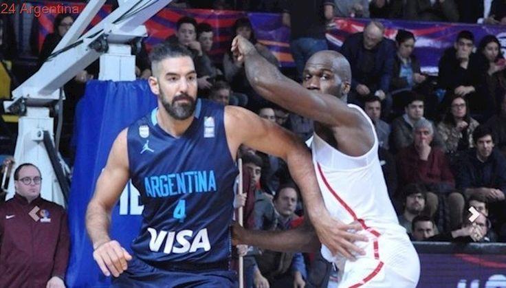 Argentina le ganó a Canadá pero vuelve a preocuparse por Luis Scola