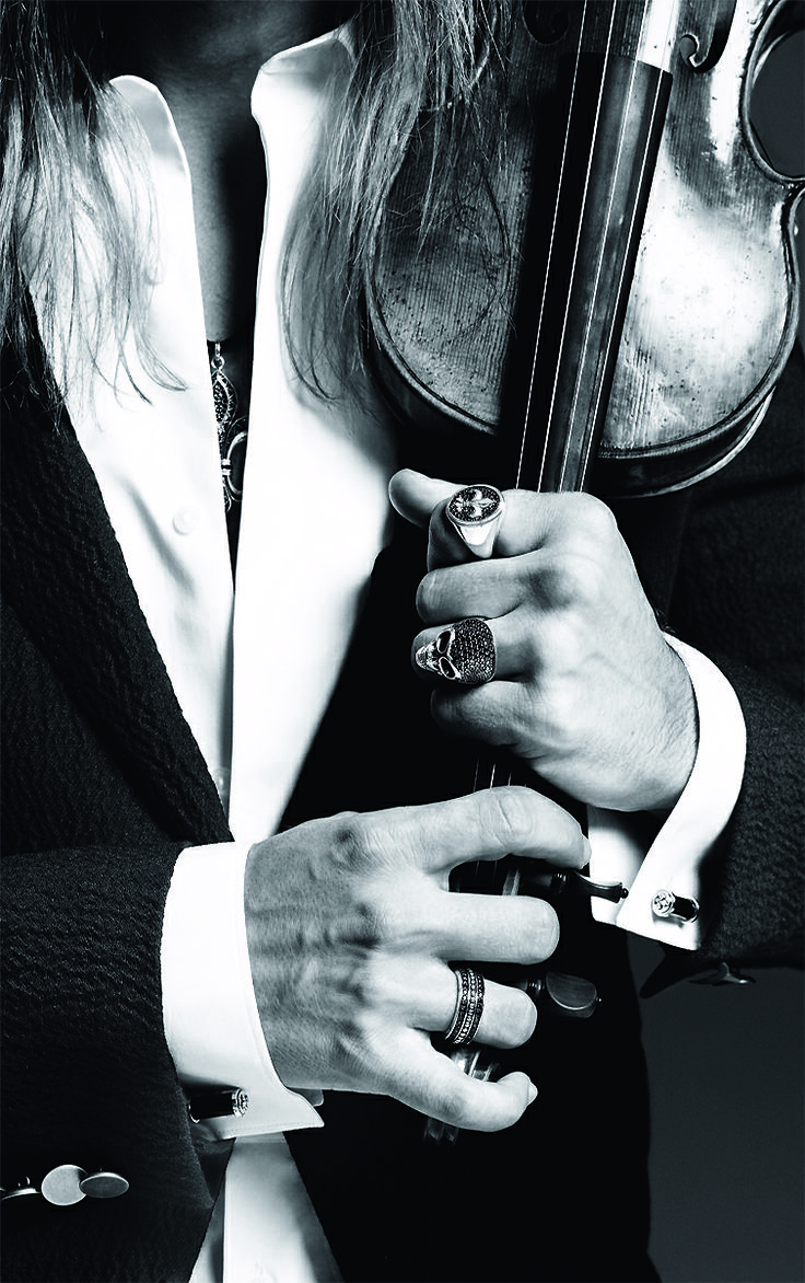 chatoyantstone: anbenna: Thomas Sabo collaborated with star violinist David Garrett  ♥