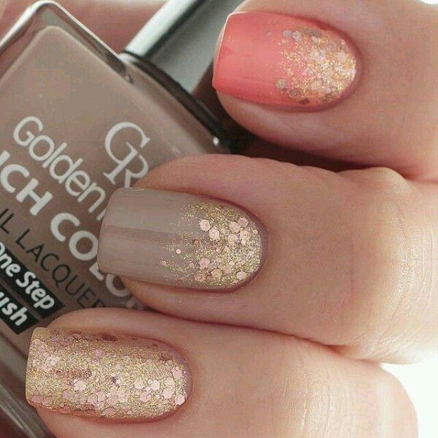 Dobd fel körmeidet glitterekkel! #nail #art #glitter