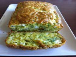 Glutensiz Peynirli Kek