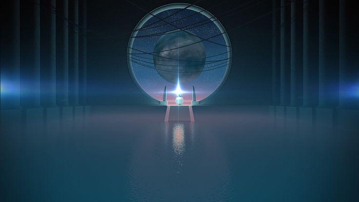 Sphere. Stick. Light Head. on Behance