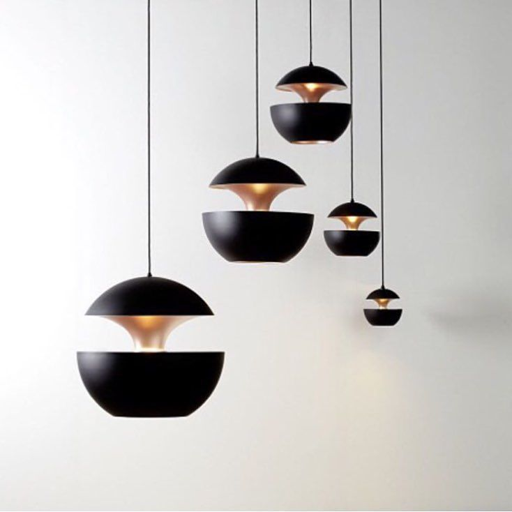 263 best images about pendant lights modern hanging lamps for Simple suspension hanging