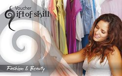 Fashion & beauty lessons, including make up and personal styling skills