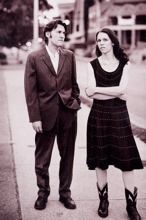 David Rawlings and Gillian Welch. I admire these two so, so much.