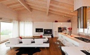 La tua casa in legno chiavi in mano pronta in poche settimane