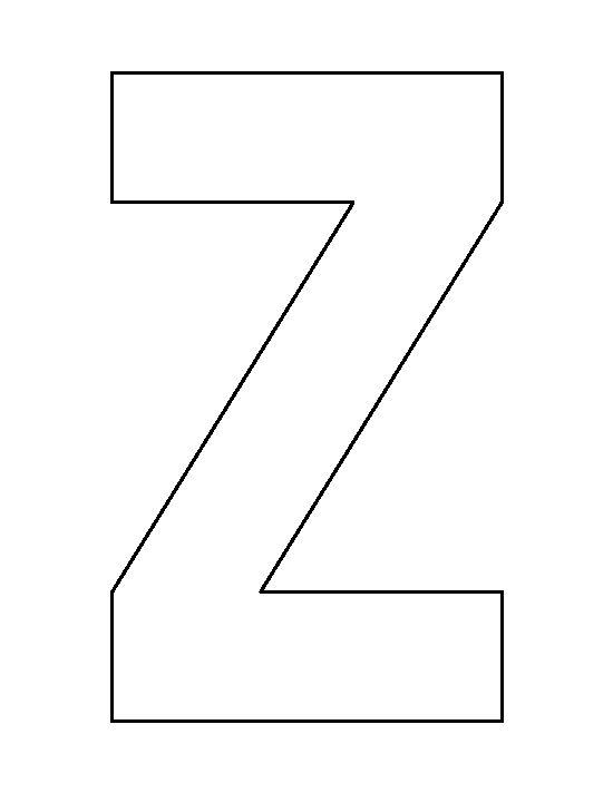 Best 25+ Letter z crafts ideas on Pinterest   Z craft ...