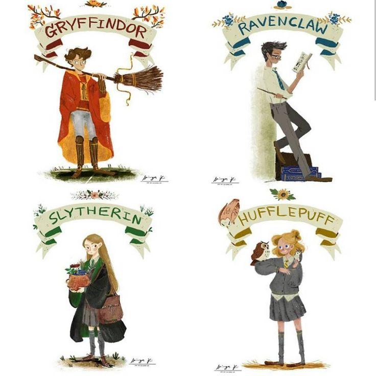 The 25 Best Hogwarts Houses Ideas On Pinterest Harry