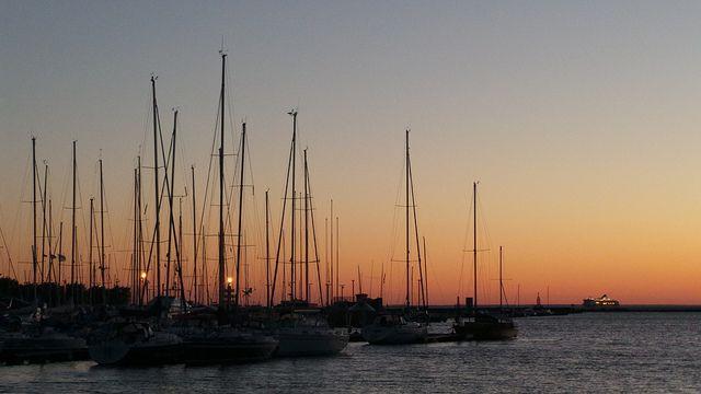Sunset @ Pirita