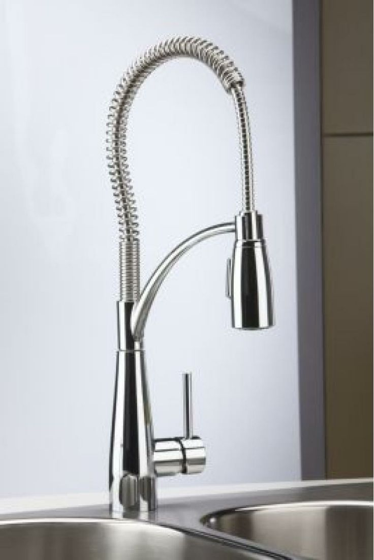 contemporary kitchens chicago kitchen faucets Avado Semi Professional Kitchen Faucet Chrome Finish Elkay in Chicago IL