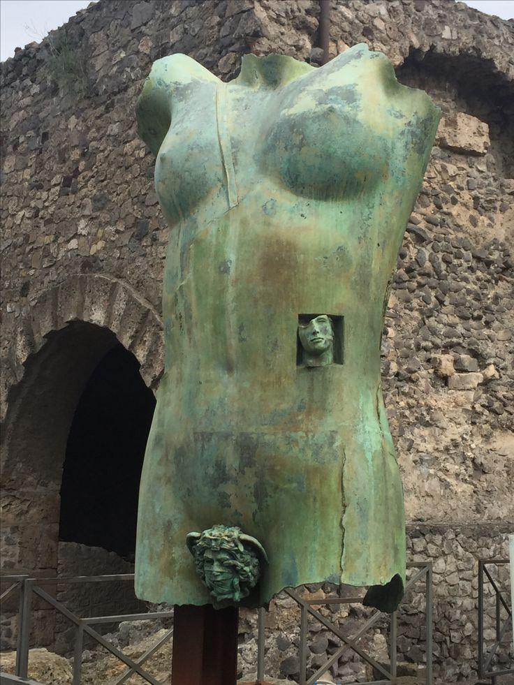 Exhibit @ Pompeii