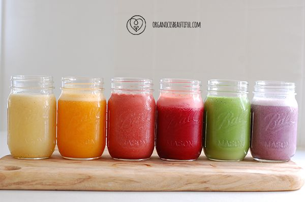 THE TOP 6 MUST INGREDIENTS OF A SMOOTHIE