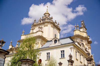 Lwów - szlakiem słynnych budowli sakralnych
