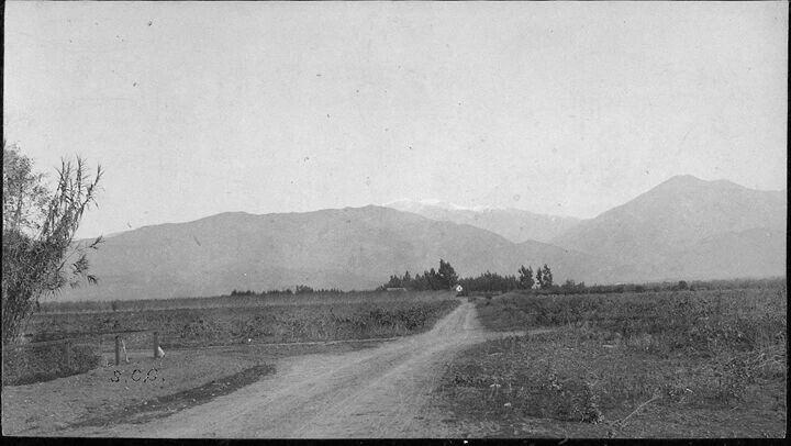 Towne Ave 1889. Pomona, California