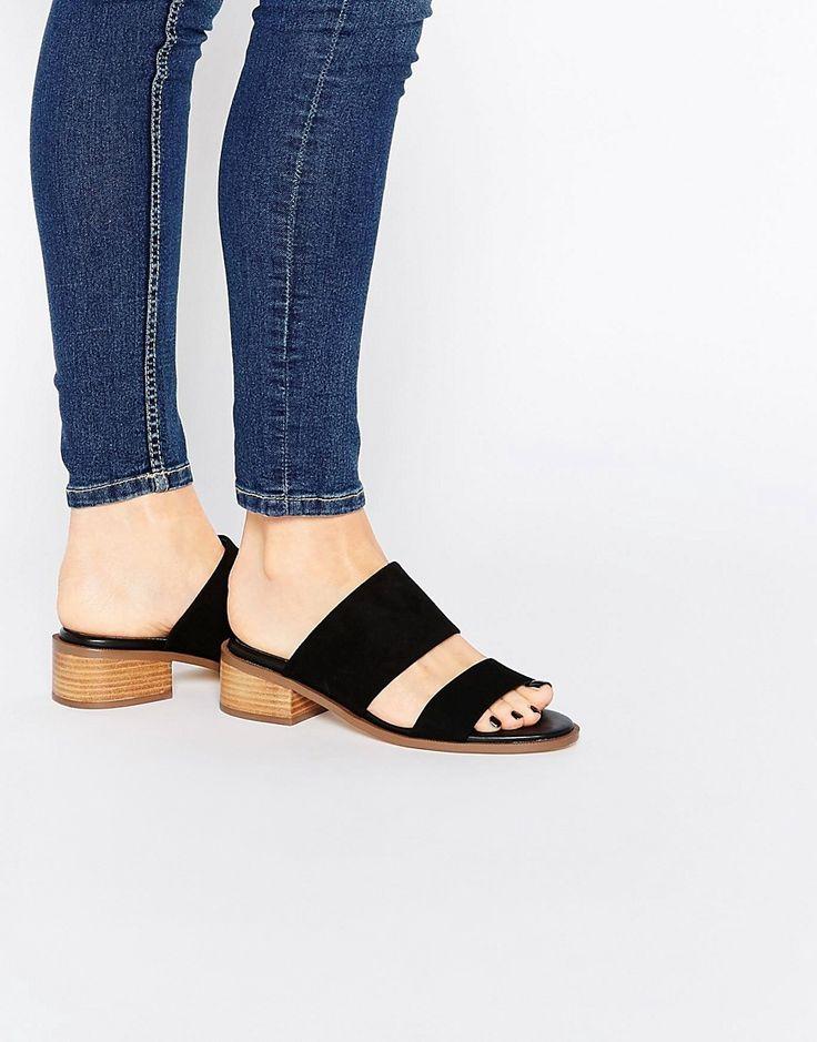 ASOS Slip On Sandals