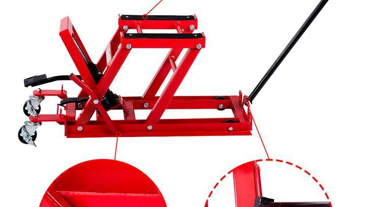ZNL Hebebühne Motorradhebebühne Motorrad 680KG CLS05 [CLS05] - €94,05 - ZNL- ein großes internationales Möbel Online Shop in Deutschland