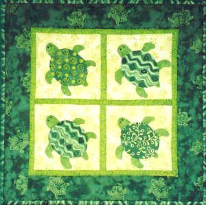 Easy Fish Quilt Pattern | quilt using one of these free patterns. Sea Shell Quilting Patterns ...