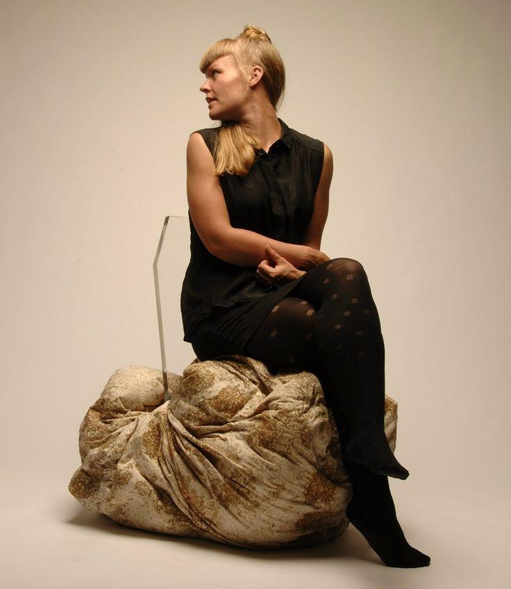 Storytelling-furniture: spatial design by Astrid Tolvon