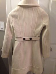 Available @ TrendTrunk.com SOIA KYO Polina Jacket Size XXS in Winter White. By Soia  Kyo. Only $188.00!
