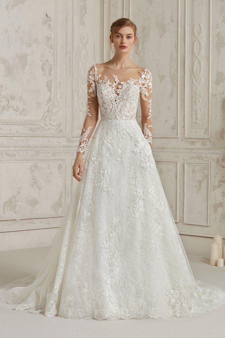 Pronovias Minsk A Line Wedding Dress Pronovias Bridal Bridal Dresses