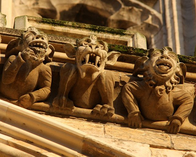 17 Best images about Gargoyles on Pinterest Prague, Gothic and Fiction