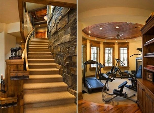 47 best inspiring home gym ideas images on pinterest | home gyms