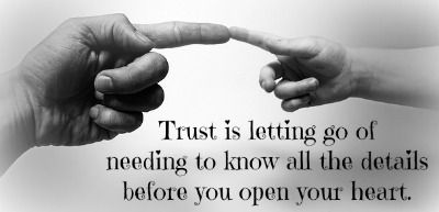 dealing with relationship trust issues