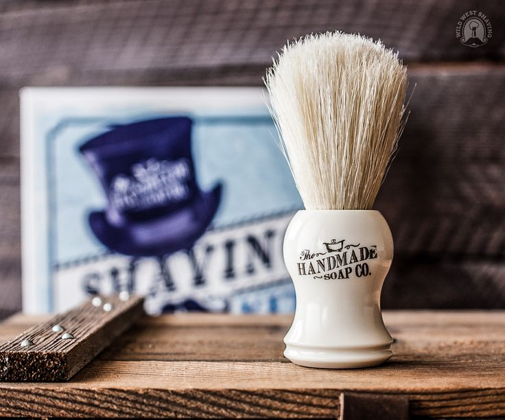 The Handmade Soap Co. - Shaving Brush