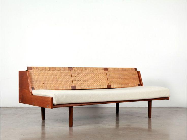 Banquette lit de jour scandinave. Modèle GE-6. - Galerie Møbler