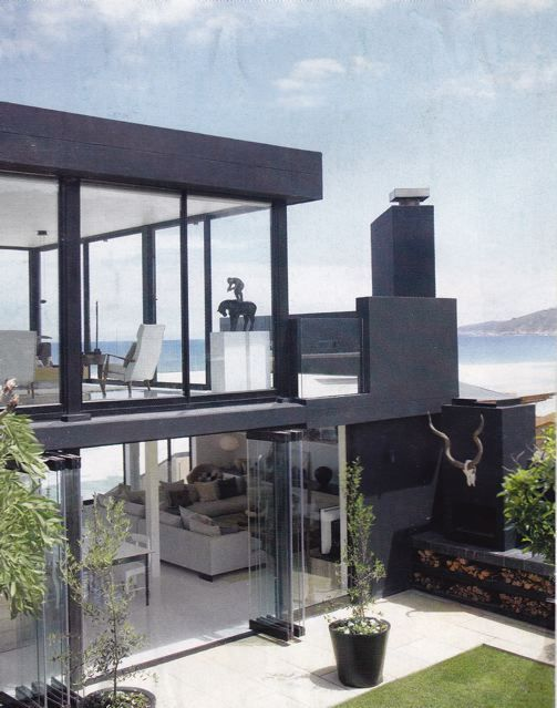 Best Architecture Beach House Images On Pinterest