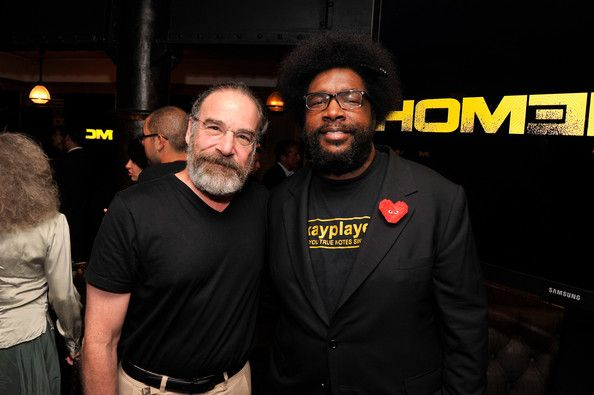 Mandy Patinkin Photos: Private Reception And Screening Of Homeland Season 4
