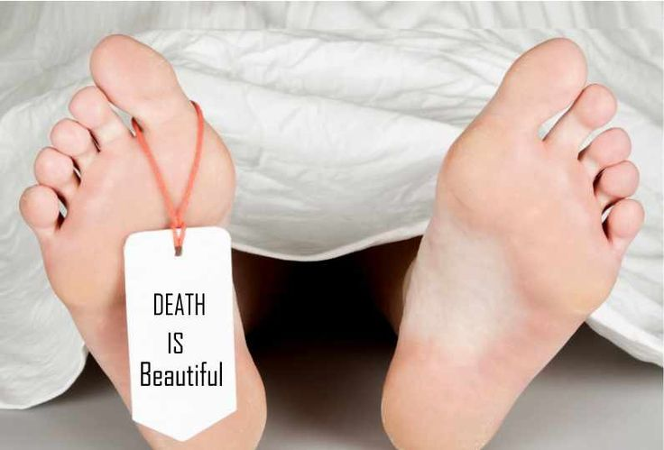 5 reasons why #Death makes us #Live Better
