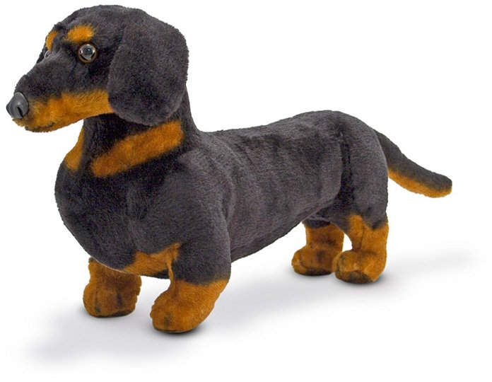 Melissa And Doug Dachshund Plush Reviews Home Macy S