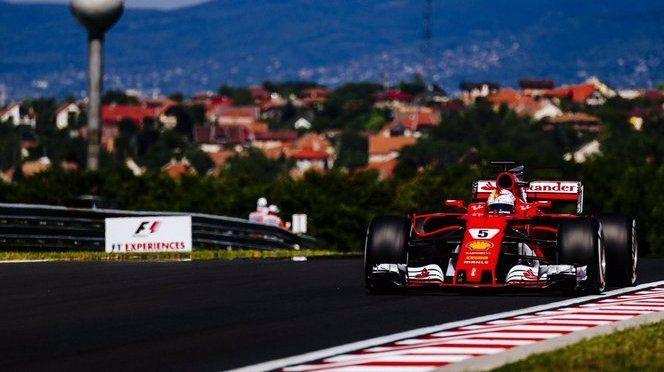 Hungarian Grand Prix: Qualifying Results