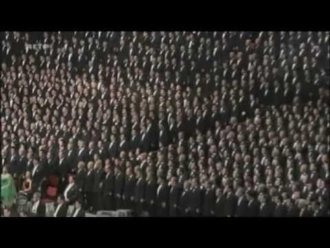▶ Beethoven - Symphony No.9 (10000 Japanese) - Freude schöner Götterfunken - YouTube