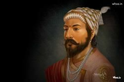 Chatrapati Shivaji Maharaj Original Painting HD Wallpaper,Shivaji Maharaj Mobile Wallpaper And Images,Shivaji The Leaders Of Maratha HD Wallpaper