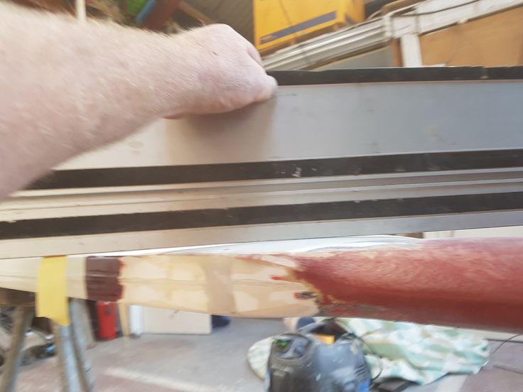 breukvlak aan bb zijde