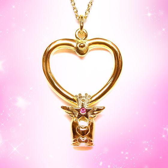 Sailor Moon Crystal Carillon pendant